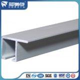 Perfil de aluminio anodizado natural modificado para requisitos particulares para la decoración de la pared y del suelo