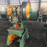 C Excêntrico da Manivela único da estrutura mecânica prensa elétrica 80 Ton Punch Pressione a máquina