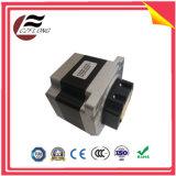 motor de piso NEMA24 de 60*60mm 1.8-Deg para a impressora do CNC Reprap 3D
