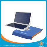 多重結合子が付いているラップトップのための太陽充電器
