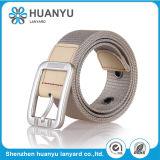 Soem-graues Mann-Nylon gesponnener Form-Riemen für Hosen