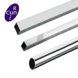 304 316 316L Inox cuadrado/tubos rectangulares de acero inoxidable tubo soldado