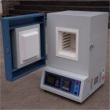 Forno de mufla 1200 de alta temperatura da resistência da câmara de C para o equipamento de laboratório
