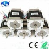 1.8 Grado 2 Fase NEMA23 Motor de pasos para máquinas CNC