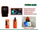 Danponの再充電可能な2X360程度超若草色レーザーのレベル