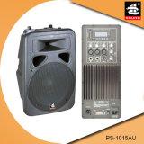 15 Spreker pS-1015au van de FM van de duim USB BR de Plastic Actieve 200W