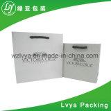 Мешок подарка бумажный, бумажная хозяйственная сумка для промотирования
