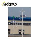 50W de draagbare en Kleine Turbogenerator van de Wind van de Windmolen