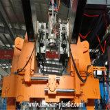 60L HDPE Jerry macht Aufspeicherungs-Strangpresßling-Blasformen-Maschinerie ein