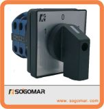 Interruptor de selector rotatorio de 10A a 315A