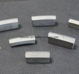 Dígitos binarios del cincel del taladro del carburo cementado del tungsteno para la roca resistente