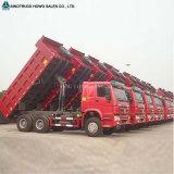 販売のための競争の頑丈な10の荷車引きのダンプのダンプカートラック