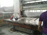 Telhas automáticas da pedra da estaca de máquina da ponte do granito/bancada