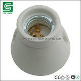 Douille de lampe fixée au mur de Battern de porcelaine en céramique de douille de lampe avec le certificat de RoHS de la CE de SAA
