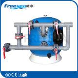 水処理の砂フィルター装置