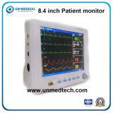 Новый дизайн 8-дюймовый монитор пациента с ETCO2 факультативного