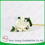 Los pequeños decoración Flores artificiales de Flor de Hortensia Stick
