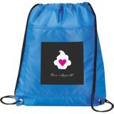 Nouveau Style Fashion sac de sport coulisse refroidisseur avec 3mm PE mousse et de film en aluminium