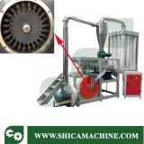 200kg/H PE van pp Machine van het Malen van pvc de Plastic met skd-II 450mm Schijf van het Blad