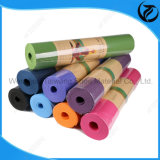 TPE Multi-Color Tapete de Yoga de Alta Qualidade/Sports Tapete Fitness