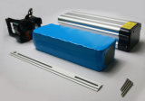 36V 10A Batterij van de Fiets van de Batterij van het Rek van de Batterij van de Batterij van Ebike de Achter Elektrische