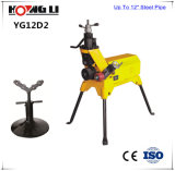 """2つの"""" - 12の""""鋼管(YG12D2)のための機械に溝を作る1100W油圧管"""
