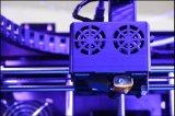 Automóvil que nivela la mejor impresora de escritorio 3D de la impresora de la alta precisión