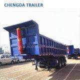 3 Wellen 80 Tonnen-Hydrozylinder-Kipper-Speicherauszug-Schlussteil für Verkauf
