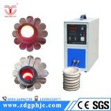 Calefator de indução industrial elétrico do calefator com a fornalha de derretimento do cadinho