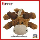 Os Afagar-Parentes feitos sob encomenda da pele Toed brinquedos enchidos luxuoso do animal de estimação do cão da preguiça