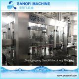 Água mineral 3 da bebida da bebida em 1 máquina tampando de enchimento da lavagem