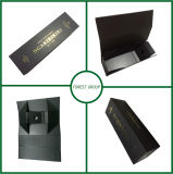Caixa de dobramento de empacotamento do presente magnético do fechamento