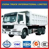 エチオピアのトラックの中国HOWO 30の頑丈なダンプカートン371の6X4かダンプトラック