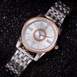 H377-S Luxuxmann-Uhr-Stahlband-wasserdichte Geschäfts-Armbanduhr für Verkauf