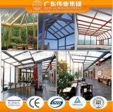 De Zaal van het Zonlicht van de Zaal van het Glas van het aluminium