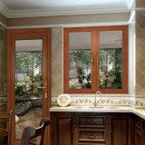 Puerta y ventana europeas del marco del estilo para la cocina