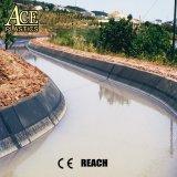 Geomembrana HDPE para Roadbed de carretera, autopista, Ferrocarril