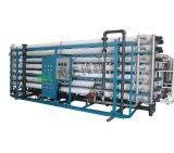 50t морской воды системы обратного осмоса питьевой опреснения завод