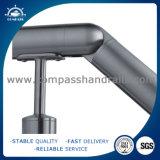 Codo ajustable del tubo del acero inoxidable para las barandillas