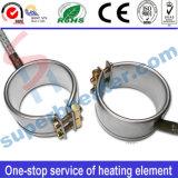 Cerâmico de alta temperatura industrial/mica/calefator faixa de bronze