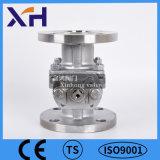 La qualità di Hight dell'acciaio inossidabile 304 ha flangiato valvola a sfera Dn20 150lb