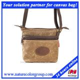 Nuevo bolso diseñado de la lona del mensajero de la manera para el trabajo