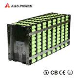 26650 pacchetto ricaricabile della batteria di 12V 15ah LiFePO4 per l'indicatore luminoso di via solare
