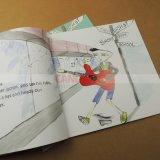 品質の絵画本の児童図書の印刷