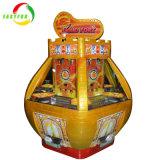 Machine van het Spel van de Opdringer van het Muntstuk van het Fort van de Spelen van de Arcade van de Prijs van de fabriek de Gouden voor Verkoop