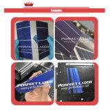 Precio solar de la cortadora de la oblea del laser de la célula de silicio del recinto completo