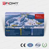 Prix compétitif MIFARE (R) Plus 1K RFID ticket de bus de papier