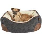 개 & 고양이를 위한 형식 디자인 애완 동물 침대 제조자 사각 애완 동물 침대