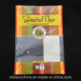 Sacchetto del pacchetto dello zucchero di stampa di incisione con la finestra trasparente