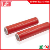 Película extensível/Cor Vermelha de Cintagem prático de LLDPE/filme estirável palete
